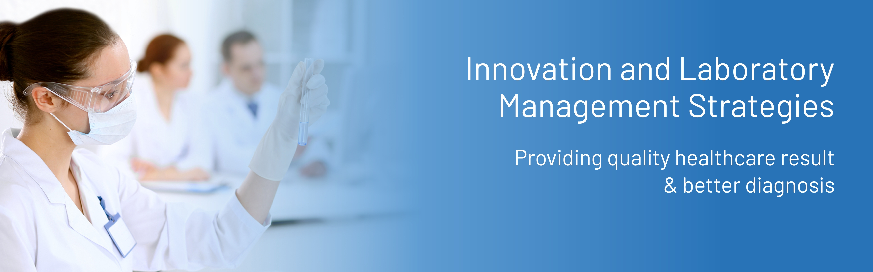 Innovation and Laboratory Management Strategies