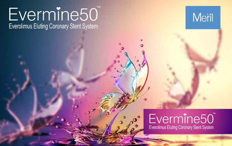 Evermine50 DES- Path Breaking Innovation in the field of cardiovascular care