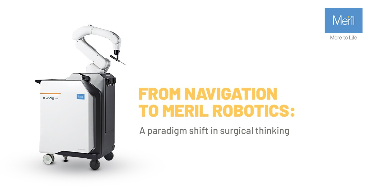 Navigation vs. Robotics: A Transformation for a Better Surgical Experience