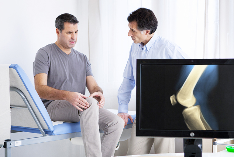 Types of knee implants: choose the best for yourself