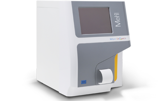 CelQuant 3i - Differential Hematology Analyzer for Pathologist and Labtesting