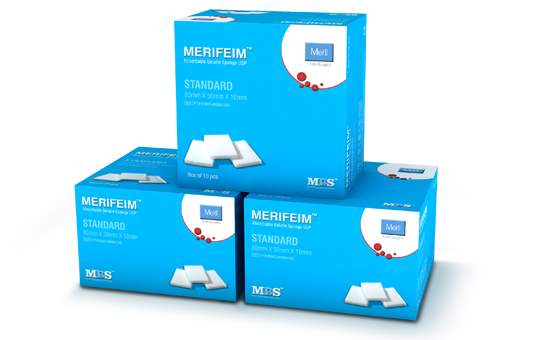 Merifeim - Topical Absorbable Hemostats
