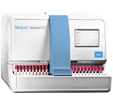 GluQuant A1c - HPLC Analyzer for Pathologist and Labtesting
