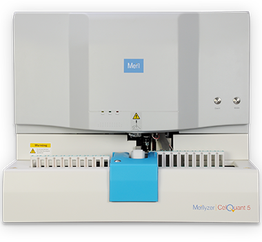 CelQuant 5 - Differential Hematology Analyzer for Pathologist and Labtesting