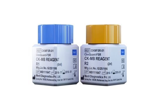 FSR (Fluid Stable Reagents)