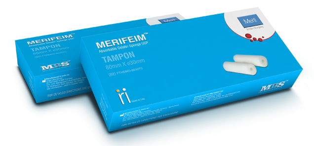 MERIFEIM - Biosurgicals Topical Absorbable Hemostats