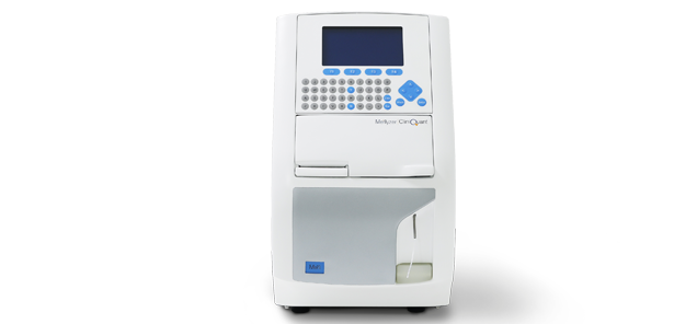 CliniQuant - Semi Auto Biochemistry Analyzer
