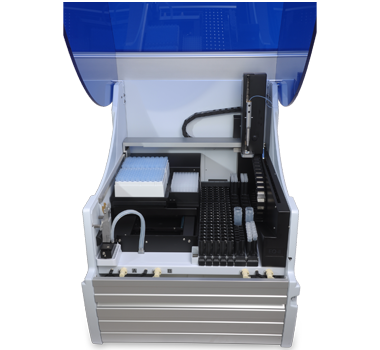 ELIQuant II is a complete automated and walk away analyzer system.