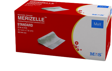 Merizelle - Topical Absorbable Hemostats