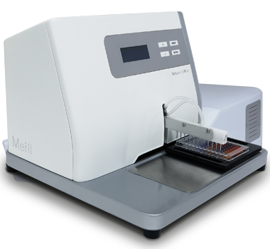 EIAWash - ELISA Semi Automatic Analyzer for Pathologist and Labtesting