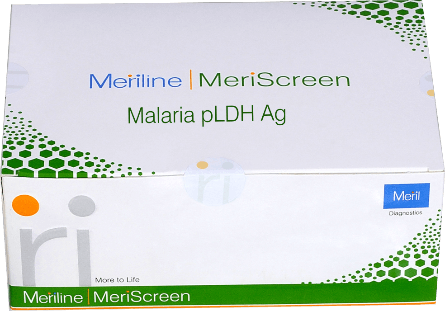 MERISCREEN MALARIA PLDH AG for Pathologist and Labtesting