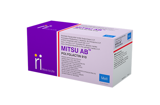 Mitsu AB - Synthetic absorbable sutures