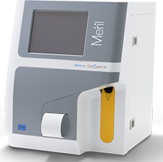 3 Part Differential Hematology Analyzer